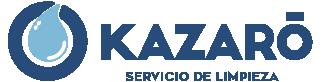 KAZARÓ | Servicio de limpieza Logo